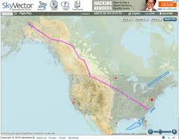 Alaska Flight Map by Flying To Alaska U2014 General Aviation News