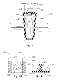patent us7757889 sealing and reopening device for opened