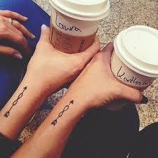 25 beautiful friendship tattoos ideas on bff tattoos