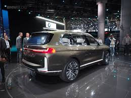 suv bmw 2017 frankfurt auto show bmw u0027s largest suv to date the x7