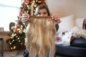 Dirty Hair Extensions by How I Curl My Hair With Luxy Hair Extensions Review U0026 Discount