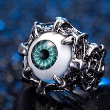 The Ring Halloween Prop Online Get Cheap Eyeball Ring Aliexpress Com Alibaba Group