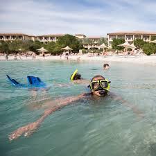 snorkeling in curacao santa barbara beach u0026 golf resort