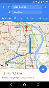 Google Maps Routing by Official Google India Blog New Google Maps Features Help You Plan