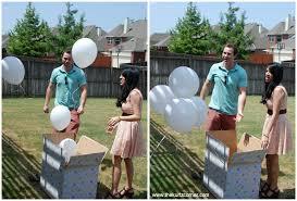 balloons in a box gender reveal the kurtz corner baby k s gender reveal