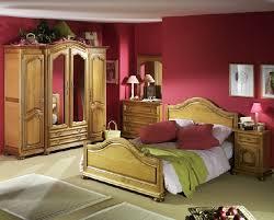 chambre à coucher rustique chambres adultes brocantes et stylisées meubles meyer