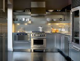 kitchen steel cabinets stainless steel kitchens cabinets with inspiration hd images