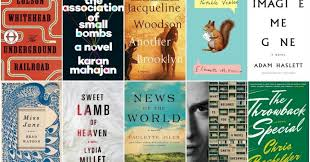 16 award nominated books from 2016 your shelf can u0027t be without