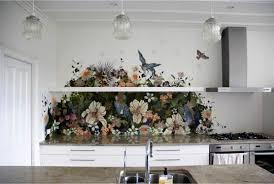 painted kitchen backsplash paint kitchen backsplash ideas ilashome