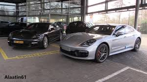 porsche panamera inside porsche panamera 2017 2018 in depth review interior exterior youtube