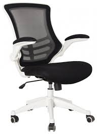 Black Mesh Office Chair Black Mesh Office Chair With White Frame