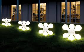 decorative outdoor solar lights exciting outdoor stake lights solar garden all about