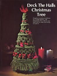 christmas christmas tree books diy macrame xmas tree u2022 1970s patterns christmas sapin noel pattern