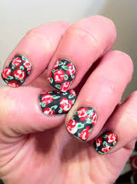 38 nail designs with flowers nail art flowers 5 6 flower nail art