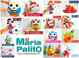 snowman santa penguin ornament sewing pattern a868 the