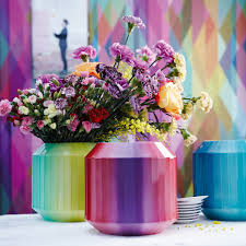 Designer Esstisch Kaleidoskop Effekte Spot Vasen Von Rosenthal Online Kaufen