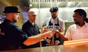 deaf chef leads kitchen ward 6 eases the way