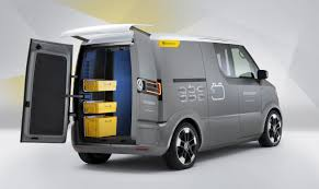 volkswagen new van volkswagen et ev van concept electric vehicle news