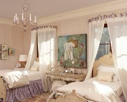 shabby chic teen girls bedroom houzz