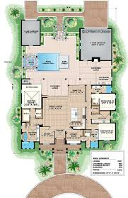 floor plans florida olde florida house plan 021319 offered by distinctive house plans
