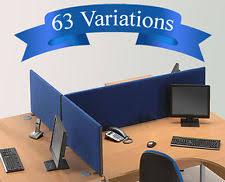 Office Desk Dividers Desk Divider Ebay