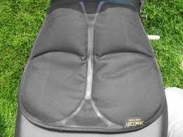 motorcycle gel cushion review