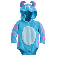 Baby Halloween Costumes 3 6 Months Amazon Disney Sulley Monsters Baby Halloween Costume