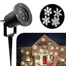koot light snowflake decorations