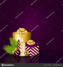 boxing day or merry and happy new year stock vector