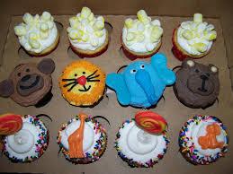 plumeria cake studio circus themed cupcakes