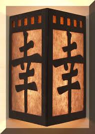 Different Lighting Fixtures by Japanese And Oriental Outdoor Lighting Fixtures