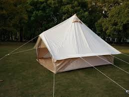 Bell Tent Awning 4m Bell Tent Safari Bell Tent Family Camping Tent Outdoor