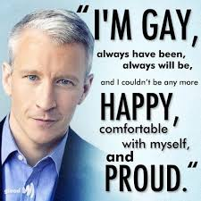 Anderson Cooper: 'I'm gay, always have been, always will be