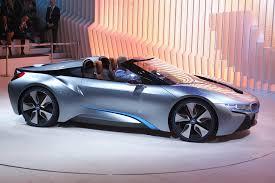 Bmw I8 Mission Impossible - bmw i8 concept spyder motoring middle east car news reviews