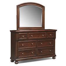 Brown Mango Bedroom Set Rooms To Go Hanover 5 Piece Queen Storage Bedroom Cherry Value City Furniture