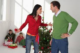 christmas stress can push couples to breaking point but with