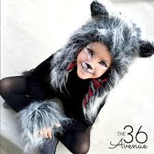 Halloween Costumes 25 Wolf Costumes Girls Ideas Wolf