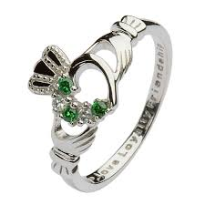 claddagh set claddagh heart set silver ring claddagh rings rings from ireland