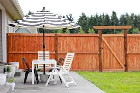 Umbrella Stand Patio Diy Patio Umbrella Stand Tutorial