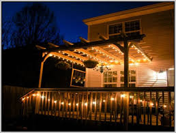 String Lights On Patio Outdoor Lighting Outstanding Outdoor Led Patio Lights Outdoor