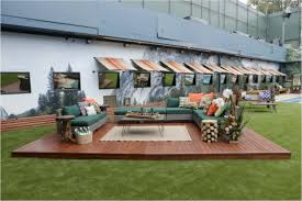 big brother revamps backyard with artificial grass nexgen lawns