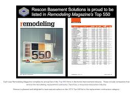 seamless paintable finished basement wall panel system rescon