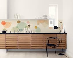 More Inspiration With Kitchen Walls Backsplash Wallpaper - Wallpaper backsplash