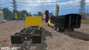 freightliner fld 120 pack v 2 0 mod for farming simulator 2015