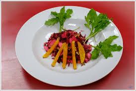 cuisine coriandre salade d automne à la coriandre et roquette associons cuisine