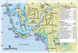 Florida Beach Map by Villa Selina Your Exclusive Vacation Home Vacation Rental In