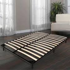 Metal Bed Frame With Wooden Slats Handy Living Size Metal Platform Bed Frame With Wood Slats