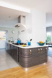 1960s Kitchen by New Family Kitchen Extension In A 1960s House Real Homes