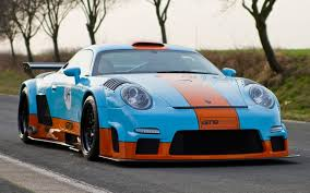 custom porsche wallpaper 9ff gt9 cs porsche 911 997 turbo racecar race racing color stripe
