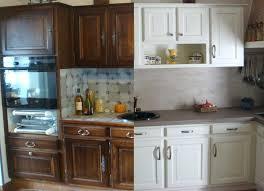 cuisine avant apr鑚 cuisine relooking rustique comment relooker chene